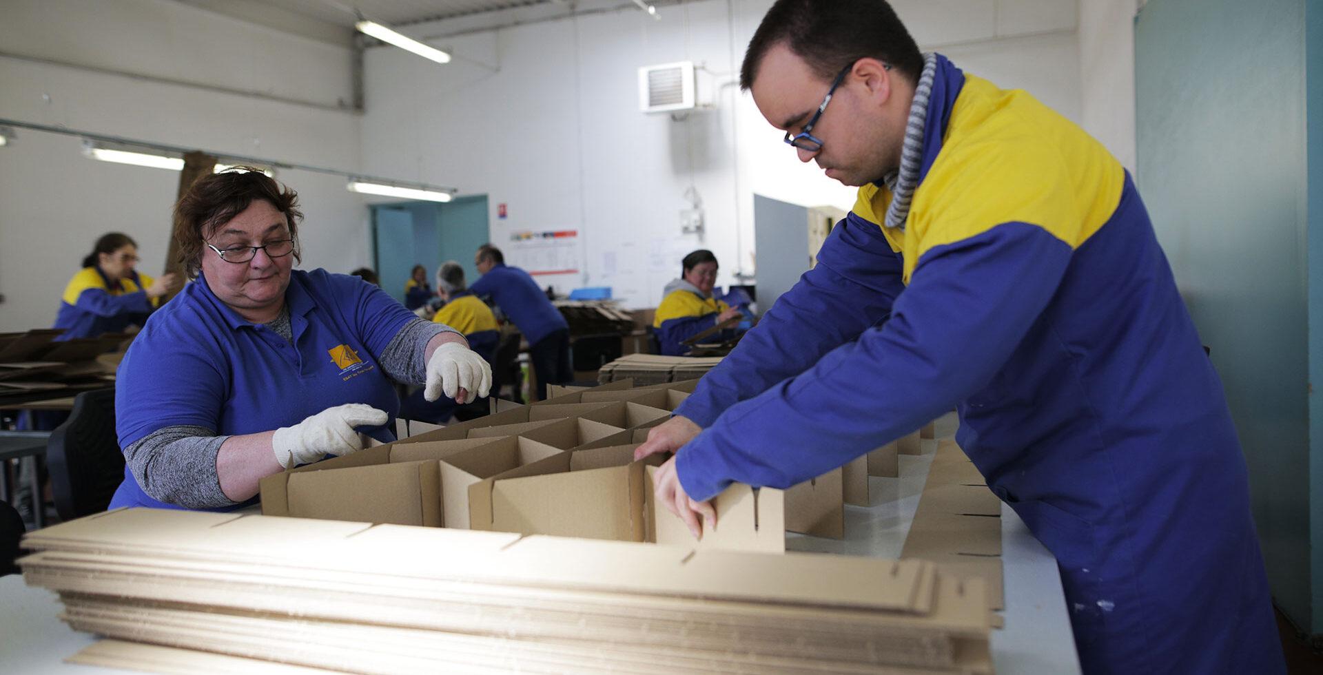Travail pour les personnes en situation de handicap à Angers : Kypseli